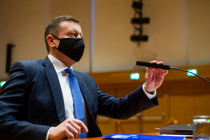 Lipšic szerint felesleges volt a SIS épületében tartott találkozó, ami nem is volt titkos