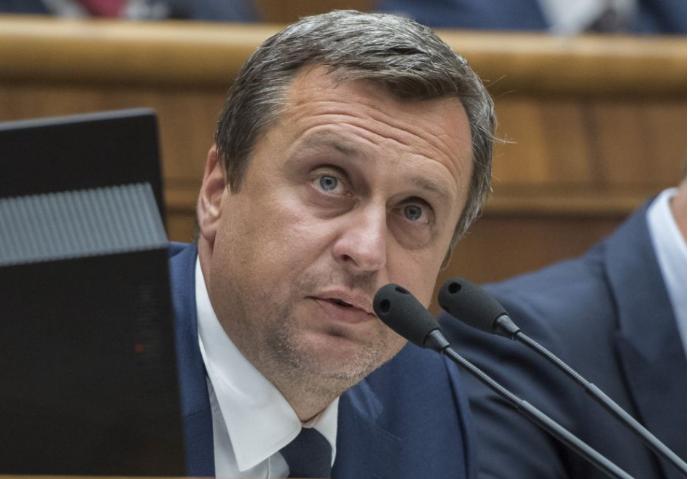 Andrej Danko nem akar köztársasági elnök lenni