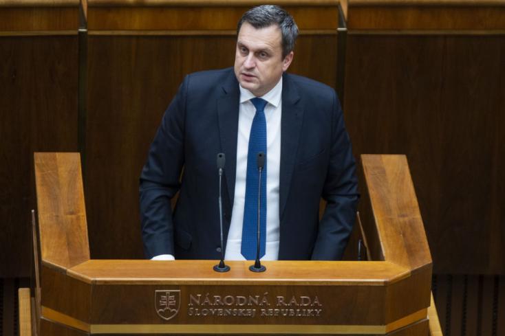 """Danko: """"Szlovákiának történelmi adóssága van Izraellel szemben"""""""
