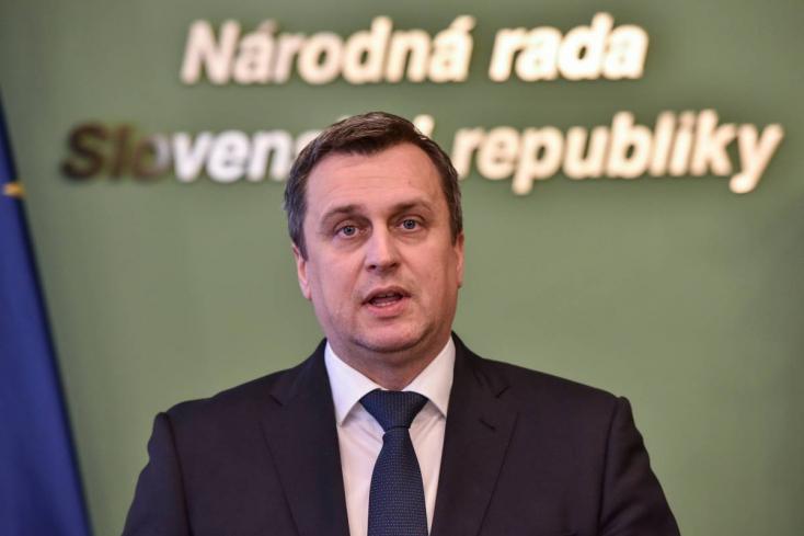 Danko azt szeretné, ha a következő elnöknek olyan tulajdonságai is lennének, mint Gustáv Husáknak