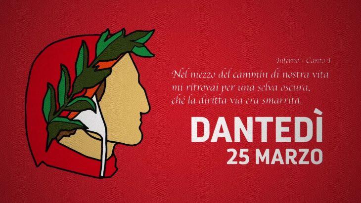 Online tartották meg az első Dante-napot Olaszországban