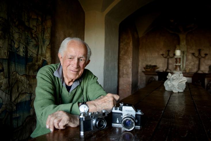 Elhunyt Picasso egykori világhírű fotósa
