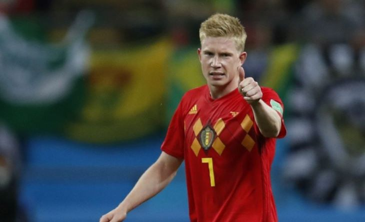 EURO-2020 - De Bruyne hétfőn edzésbe áll