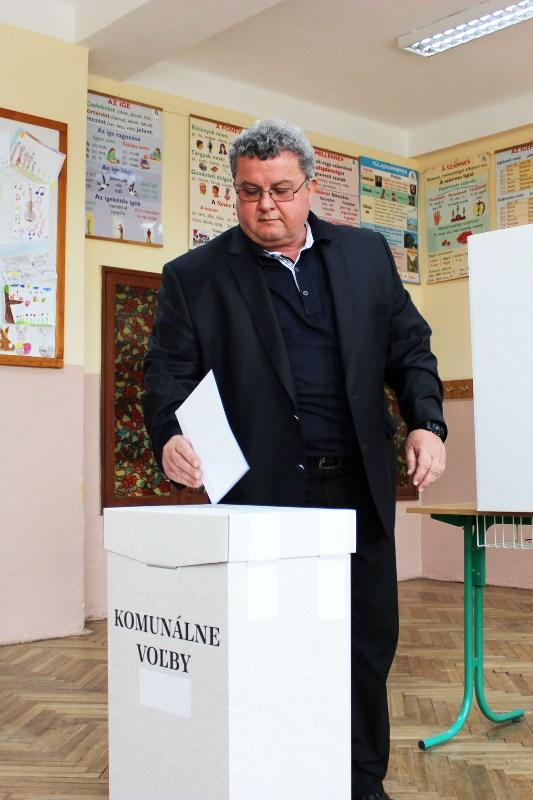 Deák László lett Nádszeg polgármestere