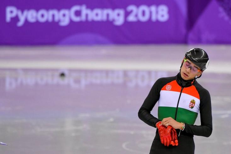 Phjongcshang 2018: Liu Shaolin Sándor ötödik lett 1500 méteren