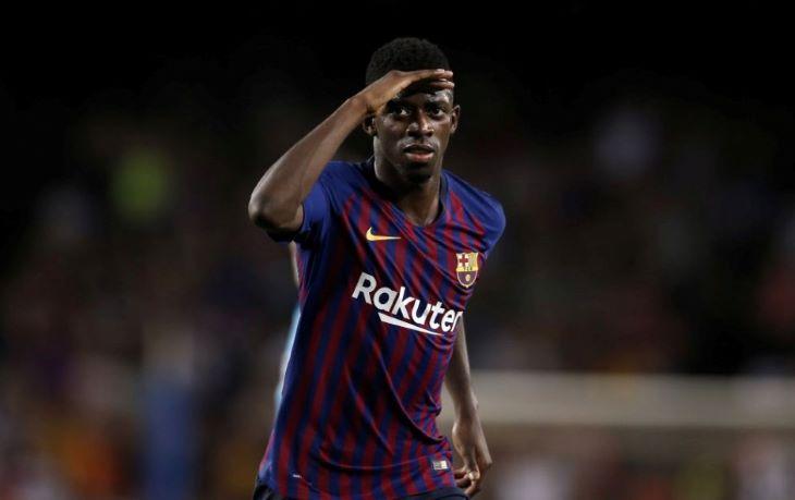 A Barcelona különengedéllyel igazolhat Dembelé helyére