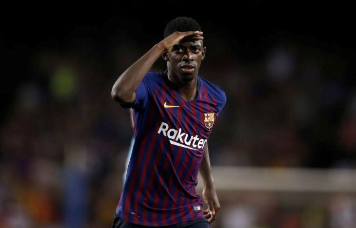 Dembélé marad a Barcelonánál