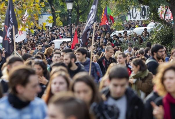 A törvényesség mellett tüntettek Moszkvában