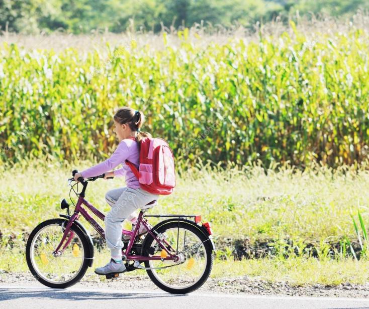 """Jön a """"Kerékpáron az iskolába"""" országos kampány"""