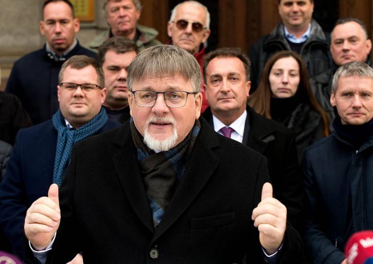 A fideszes jelölt győzött a győri polgármester-választáson, Borkai szexbotránya már a múlté