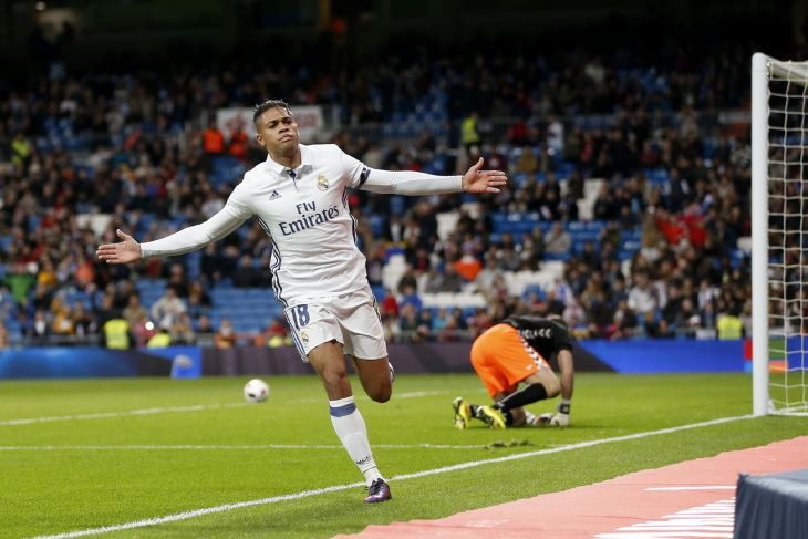 Koronavírusos a Real Madrid egyik játékosa