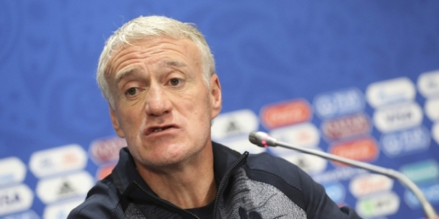 Deschamps: A belgák nem most robbantak be
