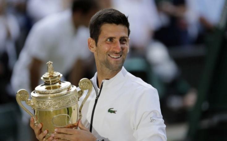 Férfi tenisz-világranglista - Djokovic az élen, a magyar Balázs Attila pedig 66 helyet javított
