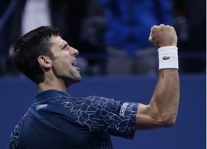 Djokovic ötödször döntős Wimbledonban