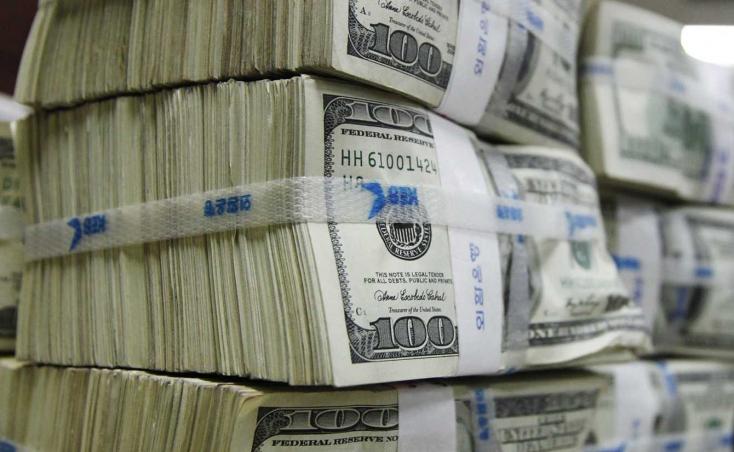 Egymilliárd dollárhoz jutottak a terroristák!