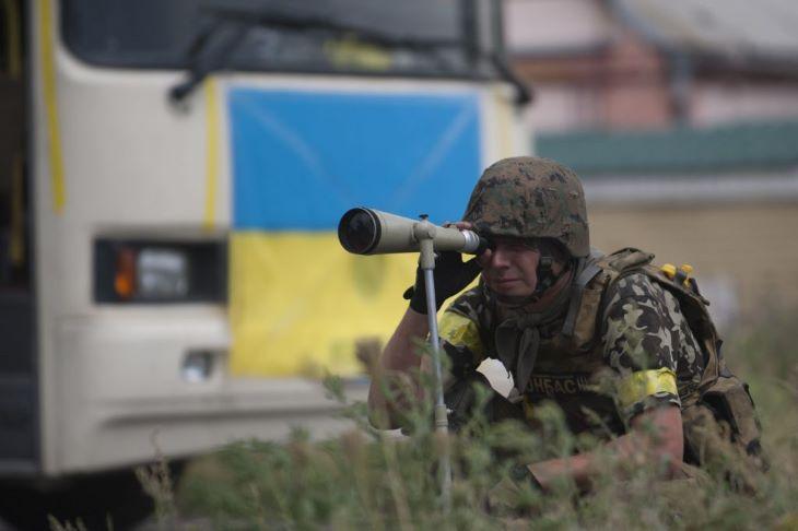 Figyelmeztetett a Kreml: Ukrajna végének kezdete lesz, ha Kijev hadműveleteket kezd a Donyec-medencében