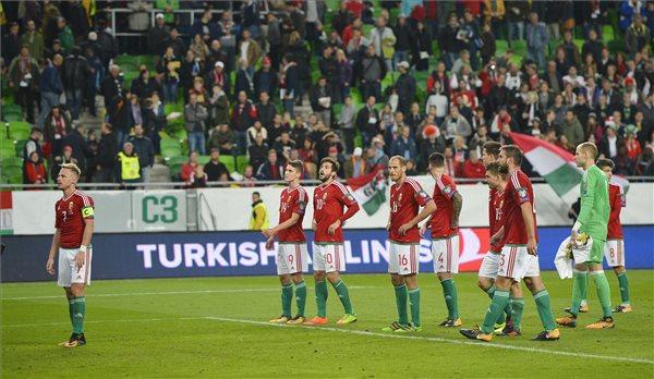 Vb-selejtező: Győzelemmel lett harmadik a Storck-csapat, a szlovákoknak minden esélye elszállt