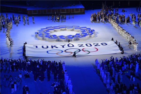 Naruhito császár megnyitotta a tokiói olimpiai játékokat