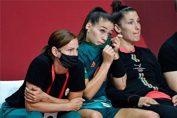 Tokió 2020 - Kikapott az oroszoktól és nehéz helyzetben a magyar női kézilabda-válogatott