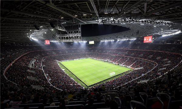 Uruguayi győzelem született a Puskás Aréna megnyitóján