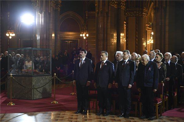 Ők kaptak idén Kossuth-díjat