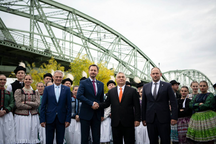 Heger: a Mária Valéria híd sikertörténet, két jó szomszéd története