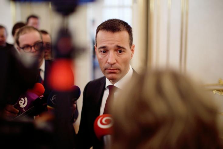 Drucker döntött Tibor Gašpar rendőrfőkapitány jövőjéről