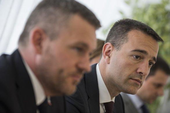 A volt egészségügyi miniszter szívesen látná új pártjában Peter Pellegrinit