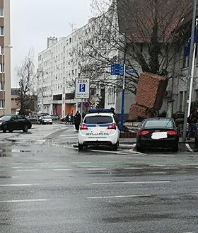 Jól megy a tilosban parkolás a szerdahelyi városi zsaruknak