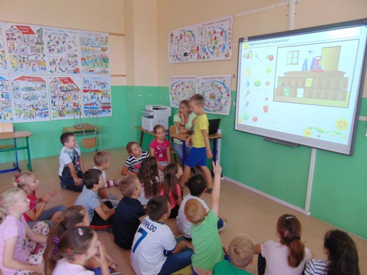 Szlovák nyelvi táborban fejlődtek a Bartók Béla Alapiskola diákjai