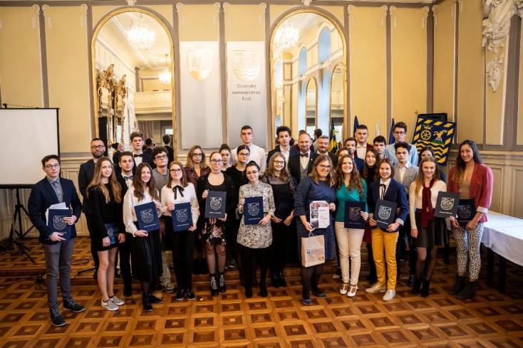 Megyei szinten ismerték el a dunaszerdahelyi Vidékfejlesztési Szakközépiskola és Középfokú Sportiskola diákjait