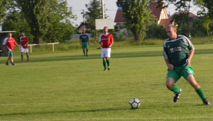 Öregfiúk focija: Hat meccsen negyvenhárom gól