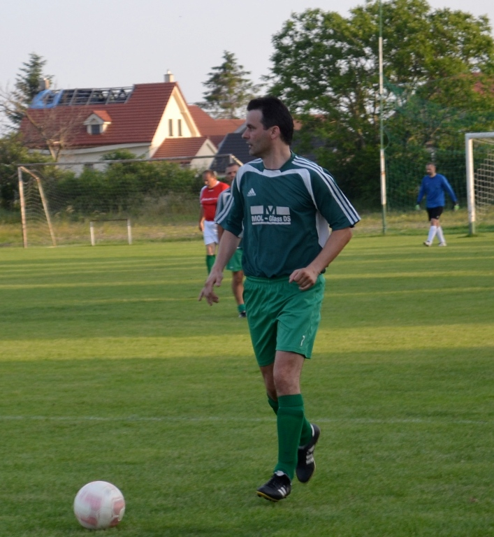 Öregfiúk focija: Elvesztette veretlenségét a DSC