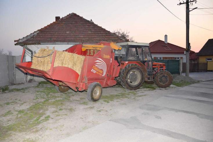 Ámokfutás Zetorral - Nagymegyeri zsaruk csípték nyakon a traktortolvajokat
