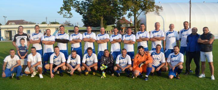 Öregfiúk focija: Lég község csapata a járási bajnok