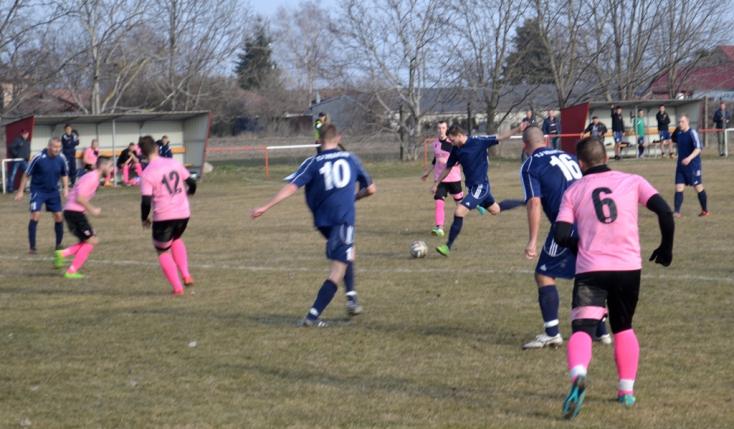 DS AG Sport (VI.) liga, 16. forduló:  Két Kósa (Dávid és Mihály) négy találata