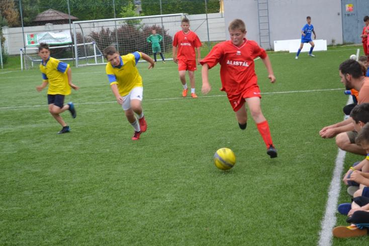 Diáksport: Hat csapat kilencvennégy gólja