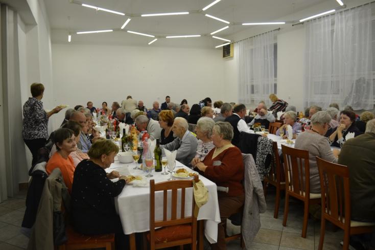Nyugdíjasok találkoztak Nagypakán