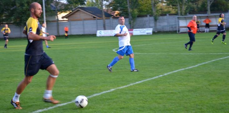 Öregfiúk focija: Két vendéggyőzelem és három remi