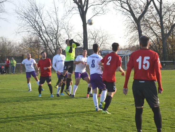 DS AG Sport (VI.) liga, 15. forduló: Kilenc győztes bajnoki után két vállon a pozsonyeperjesiek