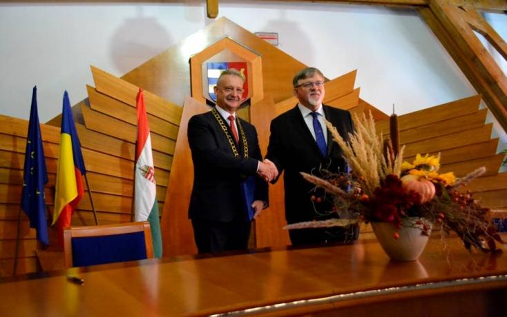 Hájos több győrit szeretne Dunaszerdahelyre, Dézsi pedig a DAC-éhoz hasonló sikereket
