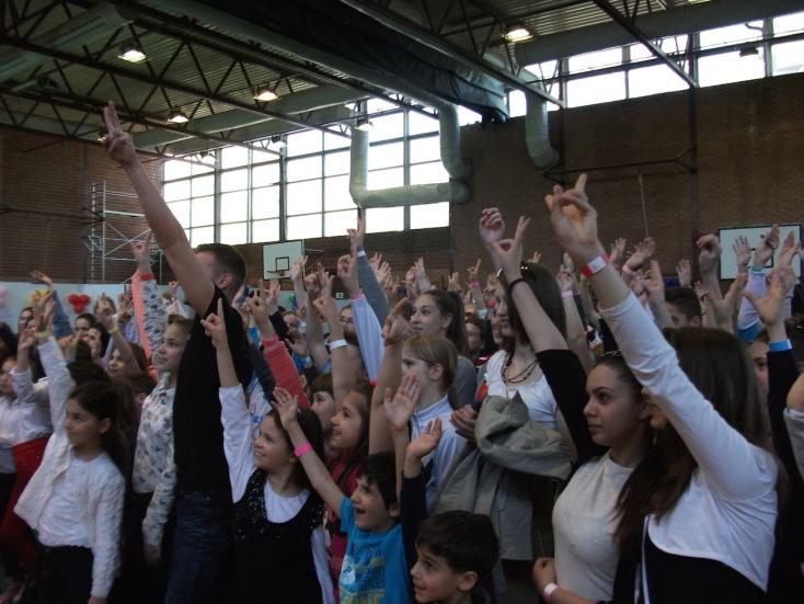 Szlovákiai magyar diákok is részt vettek a budapesti szépíró versenyen