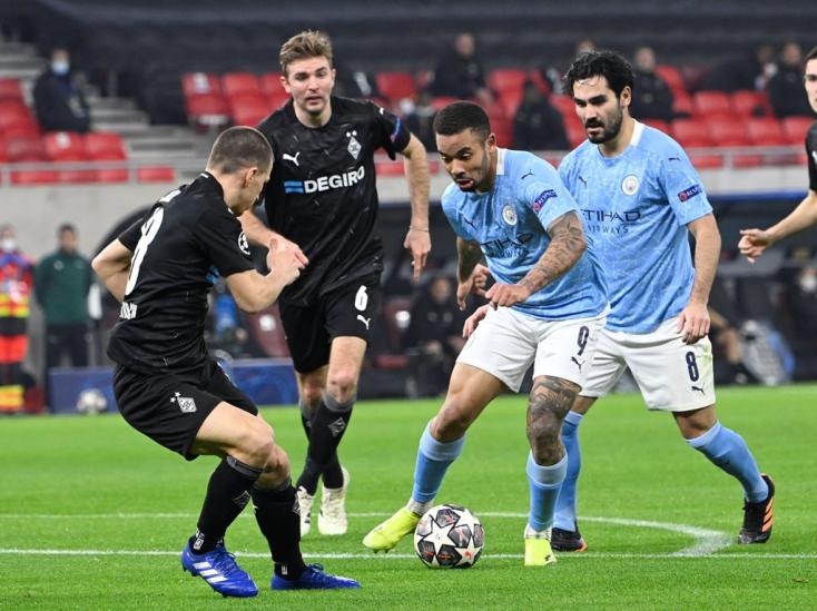 Bajnokok Ligája: A Manchester City Budapesten, a Real Madrid Bergamóban győzött