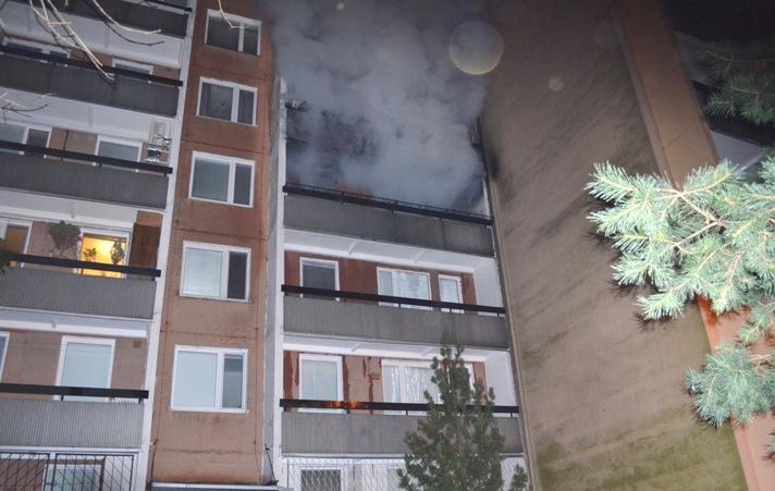 Már két halálos áldozata van a pozsonyi lakástűznek!