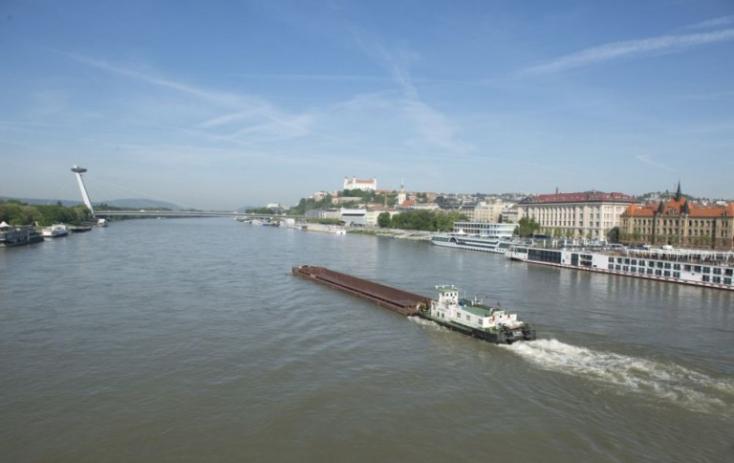 A Duna antibiotikum-szennyezettsége az embert nem fenyegeti