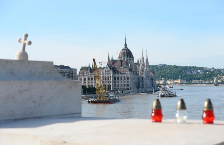 Dunai hajóbaleset: újabb áldozatot azonosítottak