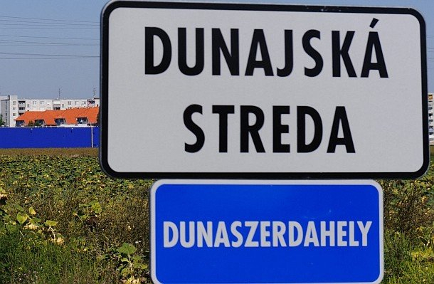 Nyelvében él ám a dunaszerdahelyi magyar is!
