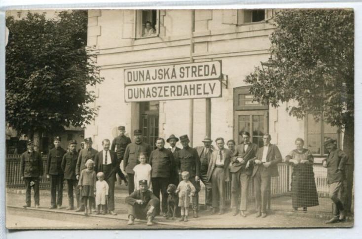 Döntés a dunaszerdahelyi járási székház felépítéséről