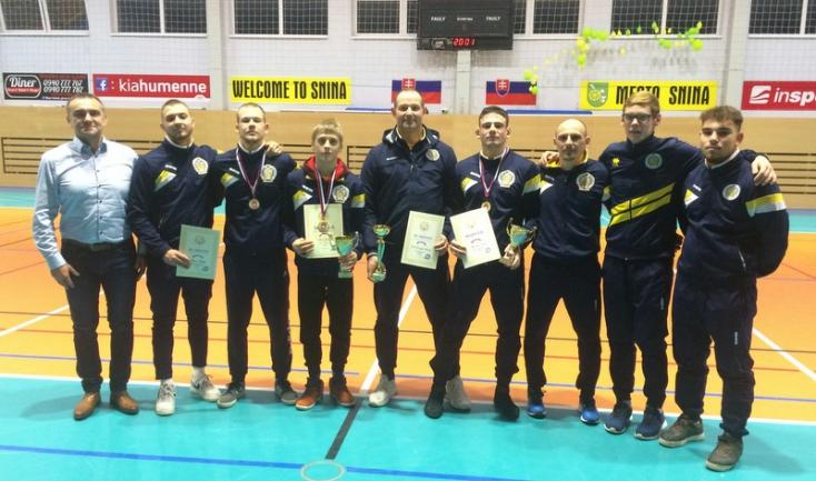 Sninán klubrekordot döntöttek a dunaszerdahelyiek, csapatversenyt nyertek a somorjaiak