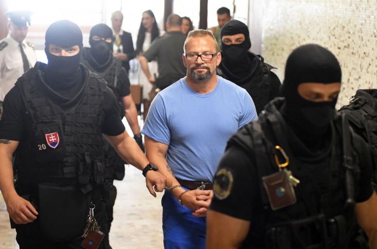 Szabadlábra helyezte a bíró a három gyilkosságért elítélt szlovák maffiózót!